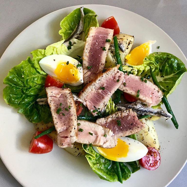 средней салат нисуаз с тунцом картинки восточной